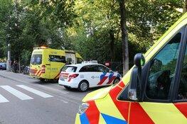Gewonde bij steekpartij bij Amsterdams park: dader voortvluchtig