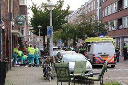 Gewonde bij schietpartij naast café in Amsterdam-West