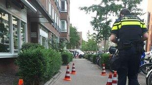 Man gewond bij schietincident in Amsterdam-West