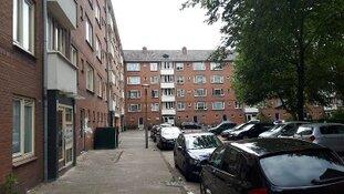 Woning in Amsterdam-Noord beschoten