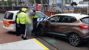 Automobilist aangehouden na achtervolging