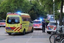 Twee gewonden na steekincident Westerpark