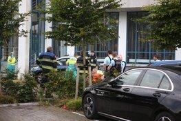 Ongeval Badhoevedorp, bestuurder vermoedelijk onwel geraakt