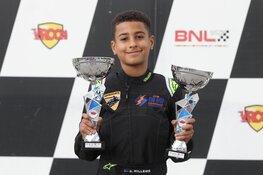 Karter Ayrton Willems is de Lewis Hamilton van Amsterdam: klinkende dagoverwinning!