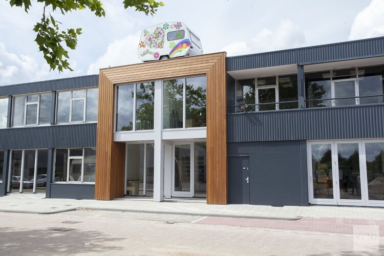 Nederland is een uniek hotelconcept rijker: Outside Inn