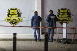Politie zoekt getuigen beschieting sportclub Johan Huizingalaan