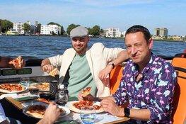 New York Pizza en LOVERS canal cruises starten unieke samenwerking