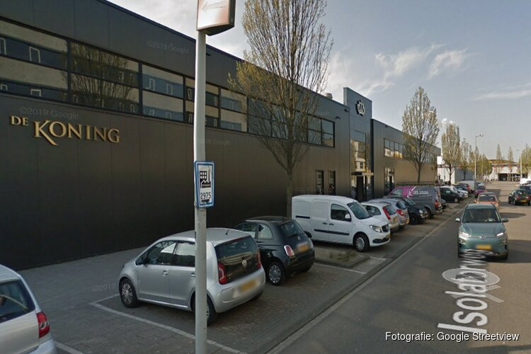Sluiting zalencentrum De Koning Party & Events vanwege COVID-19 besmettingen