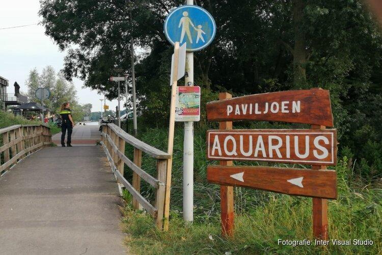 Schietincident park de Oeverlanden; recherche zoekt beeldmateriaal