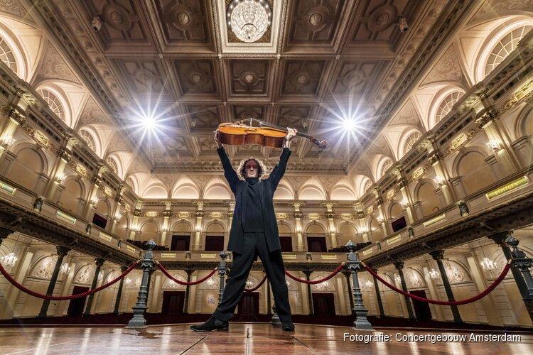 Het Concertgebouw presenteert aangepaste programmering najaar met meer dan 200 concerten