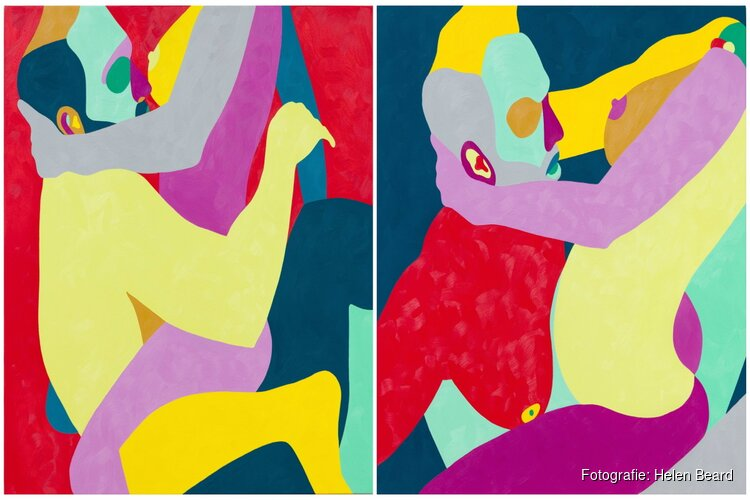 Galerie Reflex Amsterdam presenteert 'The Desire Path' van Helen Beard