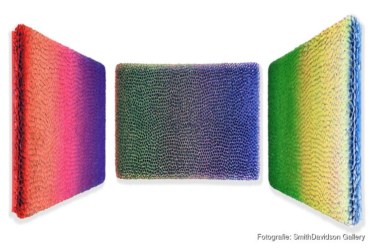 SmithDavidson Gallery in Amsterdam exposeert met Zhuang Hong Yi
