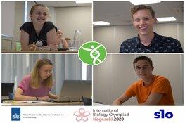 Goud voor Nederlandse biologietopper in bijzondere internationale wedstrijd