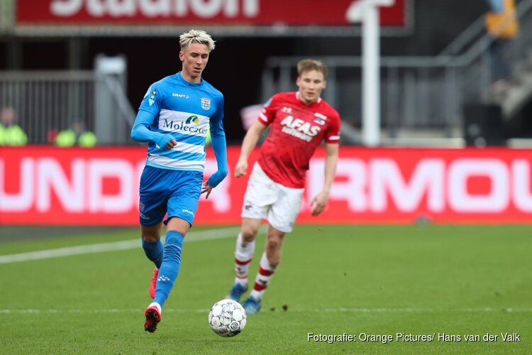 Ajax en FC Venezia bereiken akkoord over Dennis Johnsen