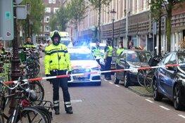 Man neergestoken in Kinkerbuurt in Amsterdam