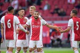 Ajax wint van Hertha BSC in oefenduel, Labyad matchwinnaar