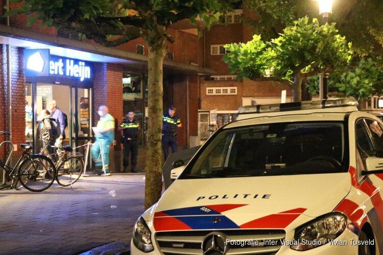 Supermarkt in Amsterdam overvallen