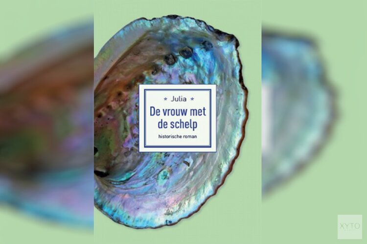 Boekpresentatie: 'De vrouw met de schelp' van Julia