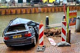 Auto total loss in Amsterdam