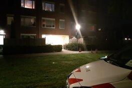 Woning beschoten Nieuwersluishof