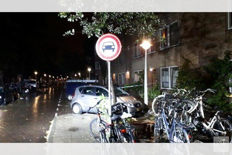 Twee aanhoudingen in zaak beschoten woning Vechtstraat