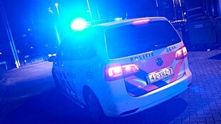 Man aangehouden na poging inbraak in winkel