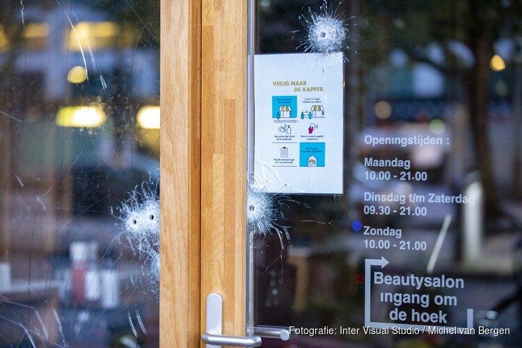 Schietpartij op barbershop Slotermeerlaan