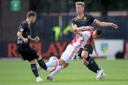 Jong Ajax hard onderuit tegen Roda JC