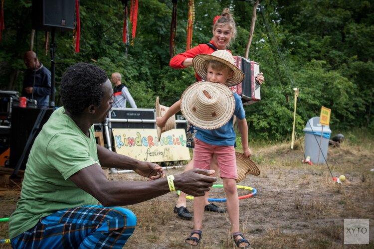 Bij KinderMuziekFestival is de zomervakantie over, maar de pret nog niet voorbij