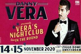 Danny Vera naar Ziggo Dome met 'Vera's Nightclub'