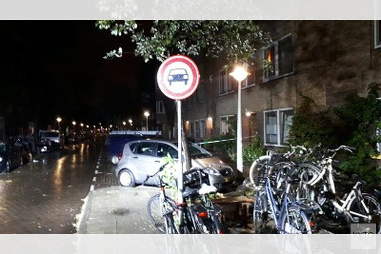 Getuigenoproep beschieting woning Vechtstraat
