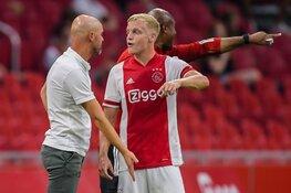 Ajax en Manchester United bereiken akkoord over Donny van de Beek