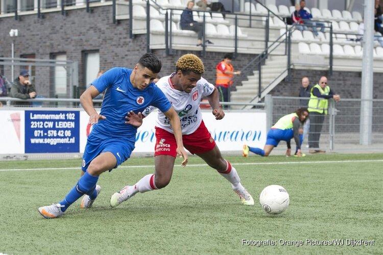 Ignacio redt punt voor AFC in Noordwijk