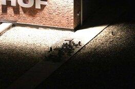 Hulpdiensten vinden vogels in illegale vangkooien op dak van winkelcentrum