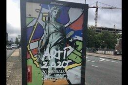 Campagne  Zomersalon 2.020. Arti et Amicitiae gestart