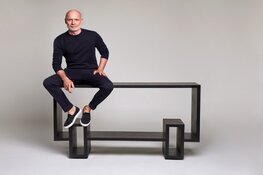 Mart Visser presenteert een eclectische meubelcollectie