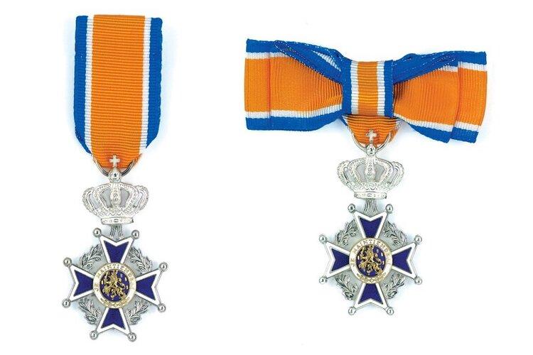 Koninklijke onderscheiding voor directeur AkzoNobel Art Foundation
