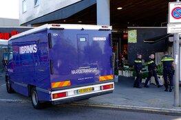 Overval op geldwagen in Amsterdam-Noord