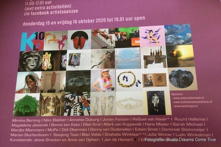 Over 3 weken: Artists aan Zee IV K10D Bergen!