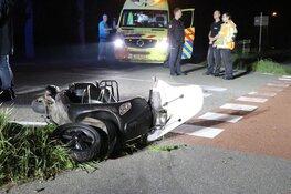 Twee gewonden naast scooter gevonden in Amstelveen