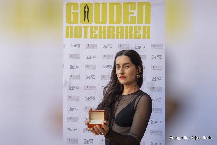 Eefje De Visser Wint de Gouden Notekraker 2020