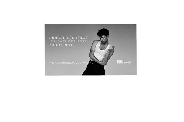 Duncan Laurence komt met nieuw album in intieme setting naar Ziggo Dome