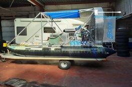 'Florida Everglades airboot' pronkstuk op internationale bootveiling