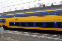 Man met vuurwapen in trein aangehouden