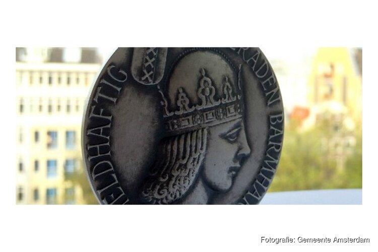 Zilveren Medaille voor oprichter uitzendbureau Unique