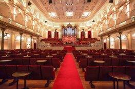 Ontheffing voor Het Concertgebouw