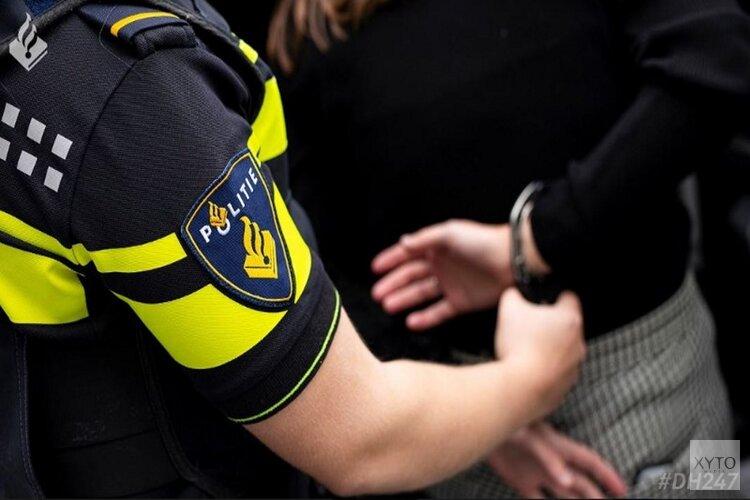 Verdachte aangehouden na meerdere steekincidenten en straatroven Amsterdam-Noord