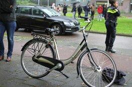 Scholier aangereden in Amsterdam