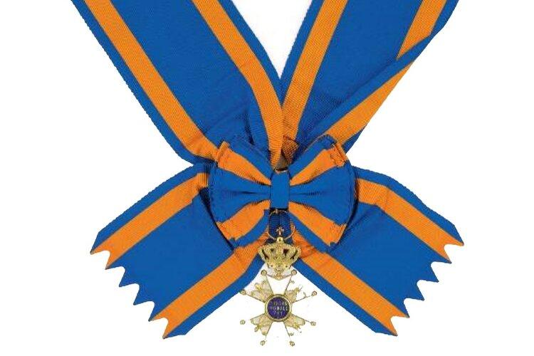 Koninklijke onderscheiding voor pionier op het gebied van niertransplantaties