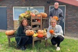 Amsterdammers en horecaondernemers helpen pompoenboer Chris